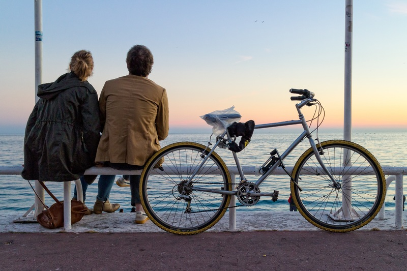 Blog: <br> Cycling The Riviera